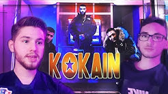 MASCHIN REAGIERT: KING KHALIL ft AZAN & KAY AY - KOKAIN (OFFICIAL 4K VIDEO)