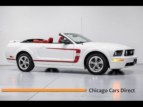 Chicago Cars Direct Reviews Presents A Ford Mustang GT - Sports cars direct