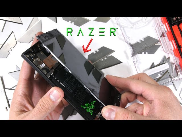 Razer Phone is going to be tough to repair - SlashGear
