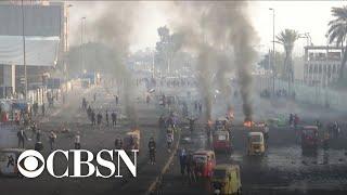 World View: Three rockets hit near U.S. embassy in Iraq and more
