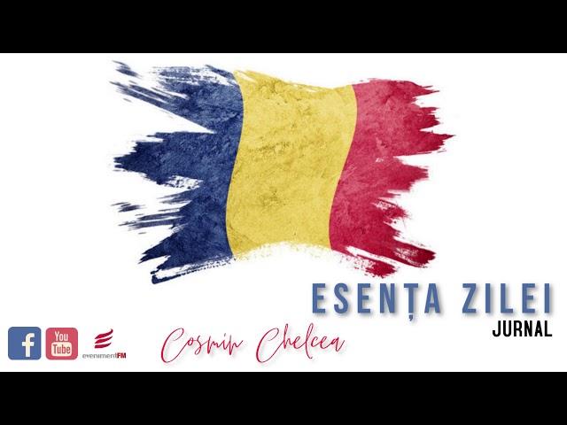 Esența Zilei - De ziua ta, România!