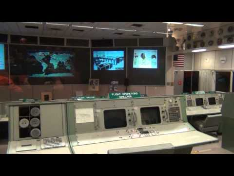 NASA's Christopher C. Kraft Jr. Mission Control Center - Space Center Houston