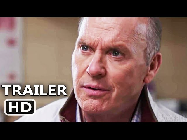 DOPESICK Trailer (2021) Michael Keaton