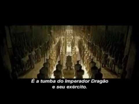 Trailer do filme A Múmia: Tumba do Imperador Dragão