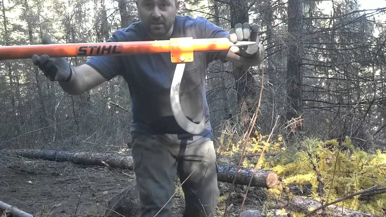 Review Of The Stihl Peavey Rolling Logs Youtube