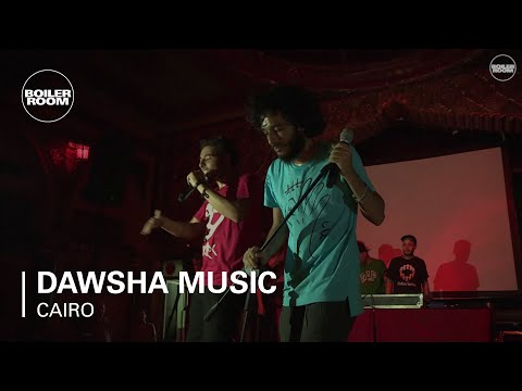 Dawsha Music Boiler Room Cairo Live Set at Masafat 2016