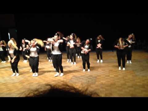 Norddeutsche Meisterschaften im Video-Clip Dancing 2014 B!Brilliant