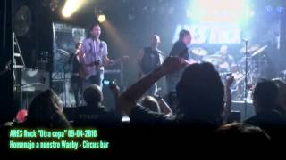 ARES Rock - Otra copa (Circus 09-04-2016) YouTube Videos