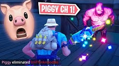 Someone Made ROBLOX PIGGY In FORTNITE.