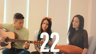 TINI, Greeicy - 22 (Cover by Melanie Espinosa & Betzabeth)