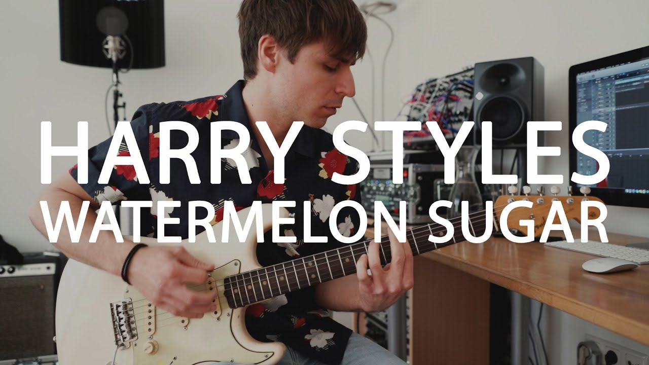 Harry Styles - Watermelon Sugar Full Band Cover