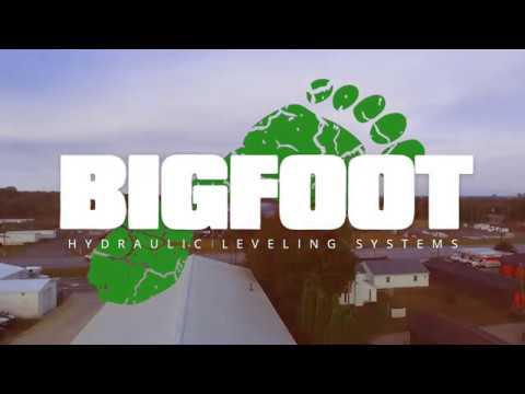 Bigfoot hydraulic motorhome and trailer leveling systems youtube bigfoot hydraulic motorhome and trailer leveling systems publicscrutiny Gallery