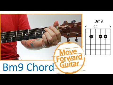 Guitar Chords for Beginners - Bm9
