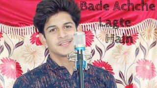 Bade Achche Lagte Hain - Balika Badhu - Sachin Pilgaonkar, Rajni Sharma - Old Hindi Song - Cover