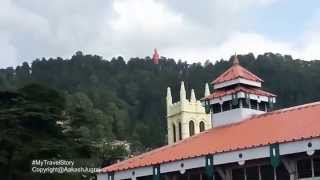 Mall Road Shimla Himachal Pradesh