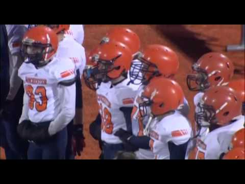 2012 IHSA Boys Football Class 4A Championship Game: Rochester Vs. Rock Island (Alleman)