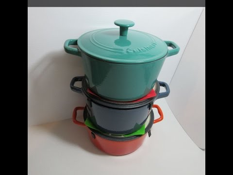 HOW TO SAFELY PACK YOUR ENAMLED COOKWARES ? (BY CRAZY HACKER)