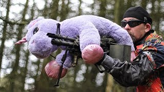 Airsoft Unicorn with M60