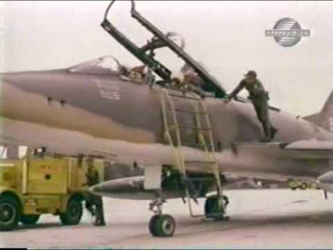 North American F-100F Wild Weasel