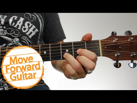 Guitar Chords for Beginners – D Major