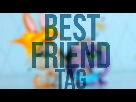 ♥LPS~Best Friend Tag♥  (ft. BunnySlipinVids)