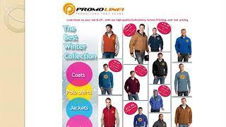 Custom Embroidery | Shirt & T Shirts Screen Printing | Promoline1