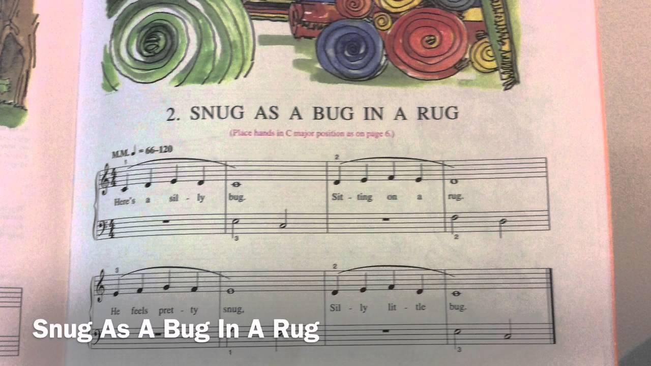 WoodChuck-Snug As A Bug In A Rug