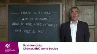 Wilton Park: What is public diplomacy?