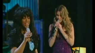 Joss Stone & Donna Summer - Try a little tenderness (duet)