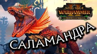 Total War WARHAMMER 2 - Саламандры (трейлеры Тотал Вар на русском)