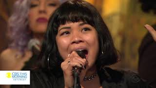 """Saturday Sessions - The cast of 'Hadestown' performs """"Wait For Me"""" (1080p HD)"""
