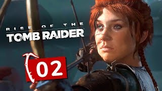 RISE OF THE TOMB RAIDER #02 - Lara Contra Trindade!! (Dublado e Legendado PT-BR)