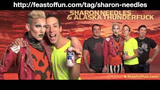FOF #1644 - Sharon Needles Loves Alaska Thunderfuck [podcast preview]