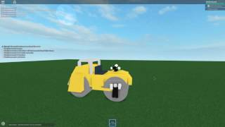 Roblox Script Showcase Episode#425/Road Roller Dance