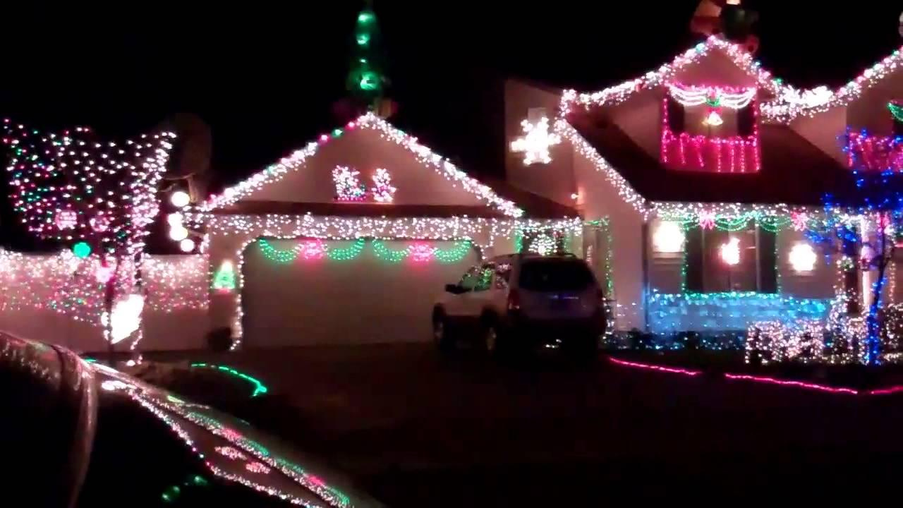 Christmas Lights Display In Keizer Oregon | Christmaswalls.co