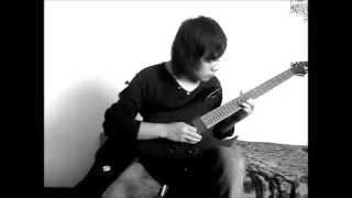 Zakk Wylde - Farewell Ballad Cover Guitar.