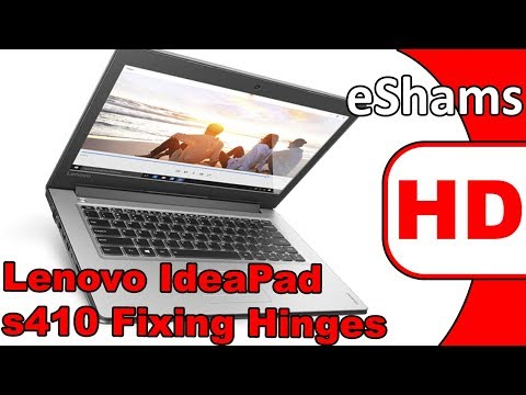 Lenovo IdeaPad s410 Fixing Hinges