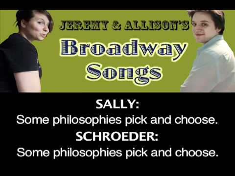 """My New Philosophy"" - Broadway By Allison, Jeremy, & Friends"