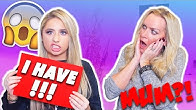 CAUGHT NAKED IN A PUBLIC TOILET!! ( NEVER HAVE I EVER EXTREME EDITON WITH MY MUM!! )