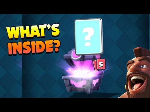 Clash Royale: CHEST OPENING PARTY! CAN I FINALLY GET LEGENDARIES?!