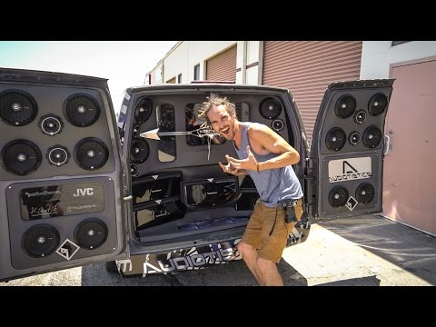 BUYING MY $3000 SOUND SYSTEM!!!!