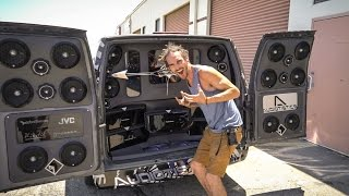 Video BUYING MY $3000 SOUND SYSTEM!!!! download MP3, 3GP, MP4, WEBM, AVI, FLV Oktober 2018