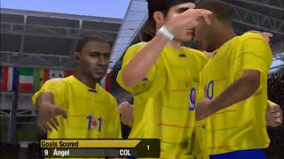 Colombia vs USA - FIFA World Cup 2006 (PC)
