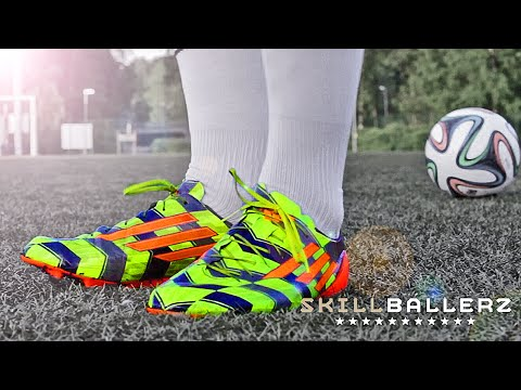 Testing Gareth Bale Boots: Adidas F50 CRAZYLIGHT Review