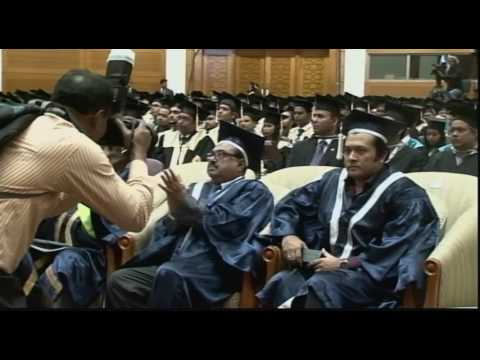 6th Convocation video of Southeast University 21st March 2017