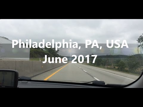 Traveling with Tom - Philadelphia, PA - June 2017