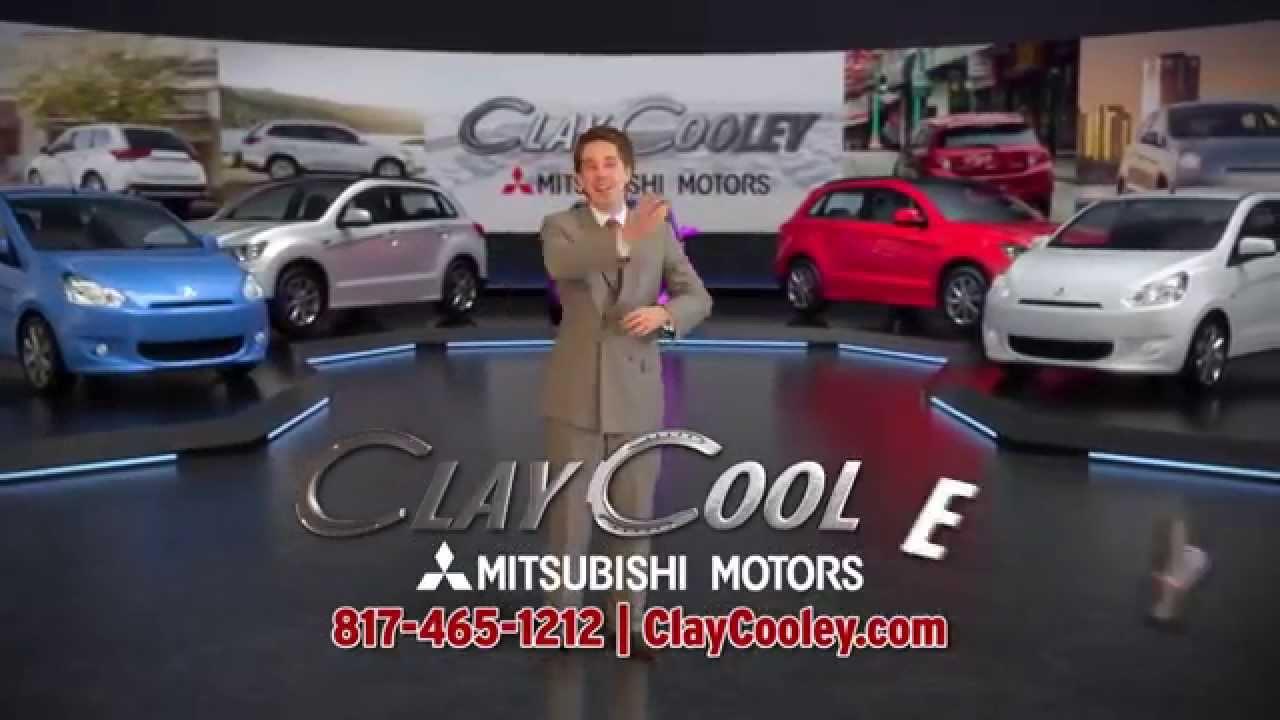 clay cooley mitsubishi holiday bonus cash - youtube