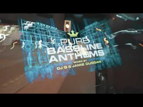 Pure Dance Anthems - CD2 MINI MIX - ALBUM OUT NOW -  jamie duggan bass boy dj q taiki nulight