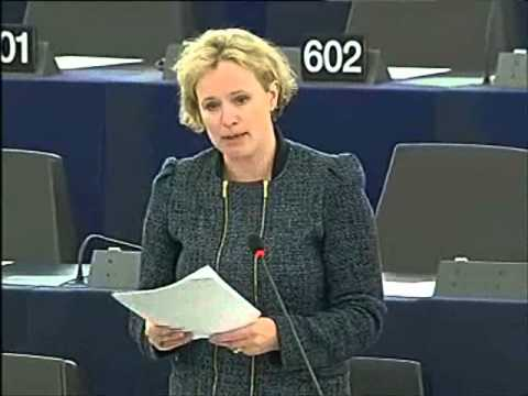 Vicky Ford MEP on the General Budget of the European Union for the financial year 2013