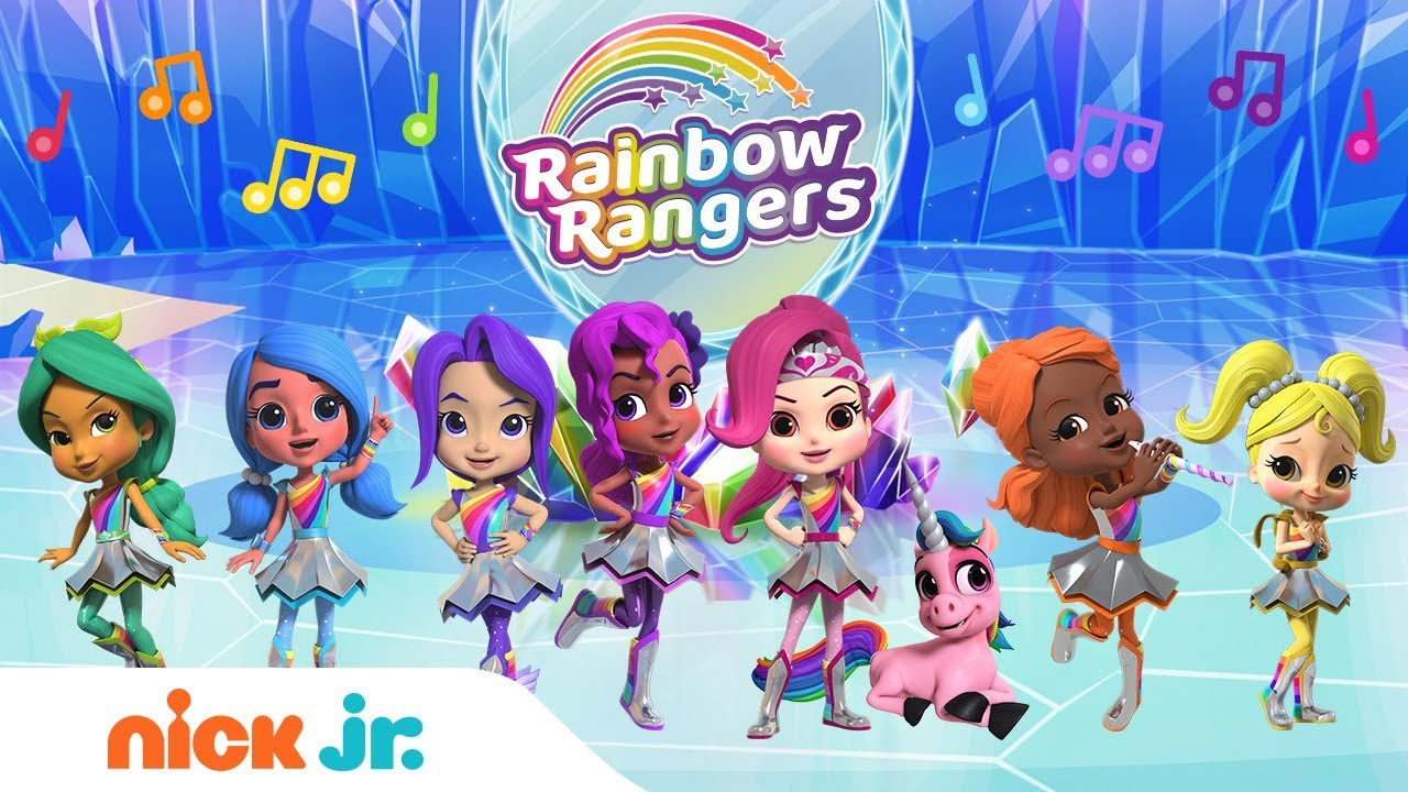 Rainbow Rangers Theme Song Special Bonus Clip Nick
